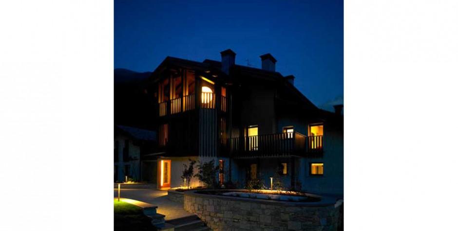 Immobiliareadamello Villa Lucini Arte E Qualita